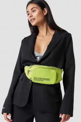 The Classy Issue x NA-KD The Classy Issue x NA-KD The Classy Fanny Pack - Yellow