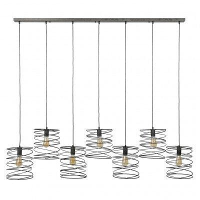 Woonexpress Hanglamp Loet Grijs