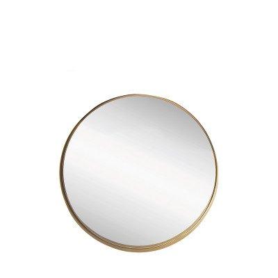 Riverdale NL Spiegel Elwin goud rond 45cm