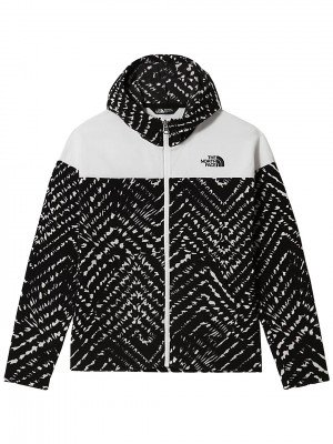 The North Face THE NORTH FACE Glacier Zip Hoodie zwart