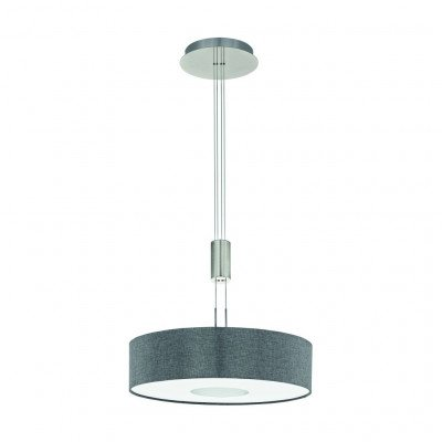Woonexpress Hanglamp Romao Grijs