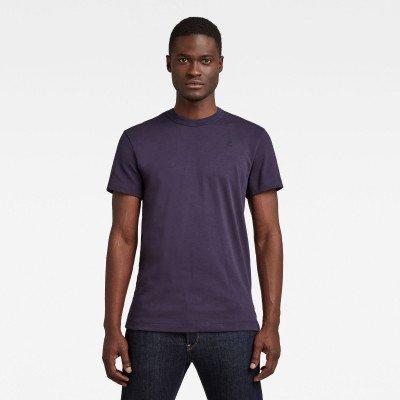 G-Star RAW Stem T-shirt - Donkerblauw - Heren