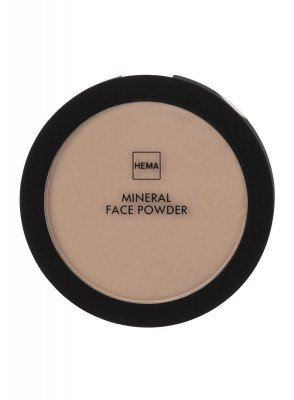 HEMA Mineral Face Powder Cold (beige)