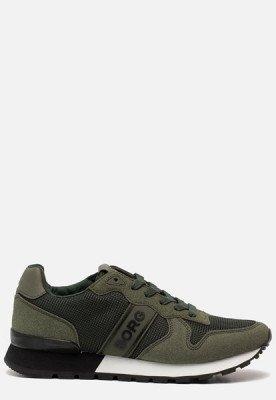 Bjorn Borg Bjorn Borg R455 sneakers groen