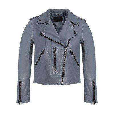 AllSaints Fern biker jacket
