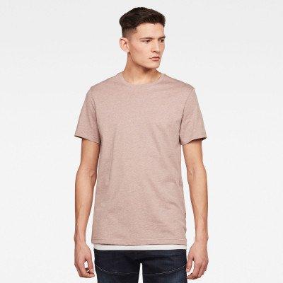 G-Star RAW Base-S T-Shirt - Bruin - Heren