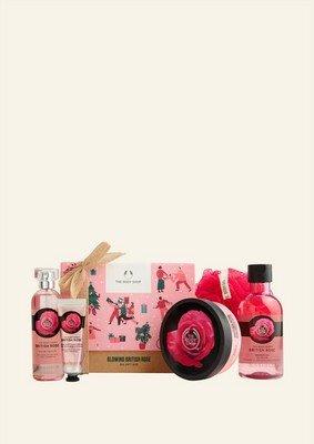 Glowing British Rose Big Gift Box 1 Stuk