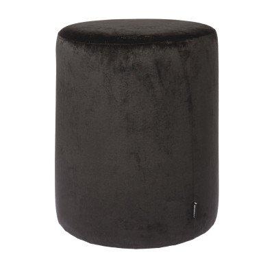 Riverdale NL Poef Chelsea zwart 50cm