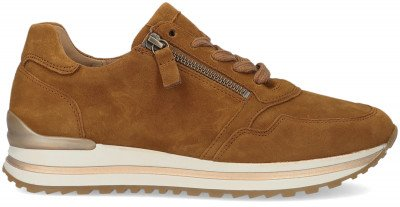 Gabor Cognac Gabor Lage Sneakers 528