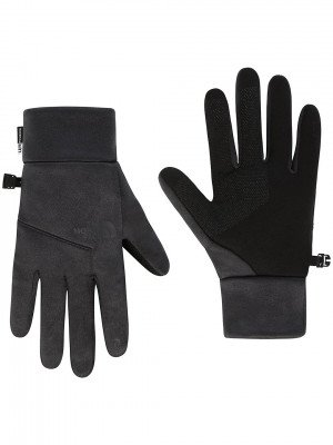 The North Face THE NORTH FACE Etip Hardface Gloves zwart