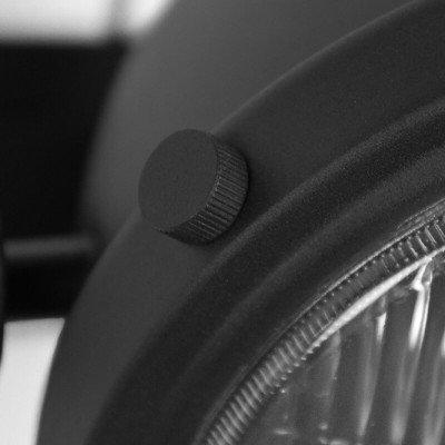 LABEL51 LABEL51 Wandlamp 'Tuk-Tuk', kleur Zwart