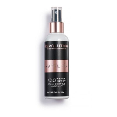 Makeup Revolution Makeup Revolution Pro Fix Oil Control Fixing Spray 100ml
