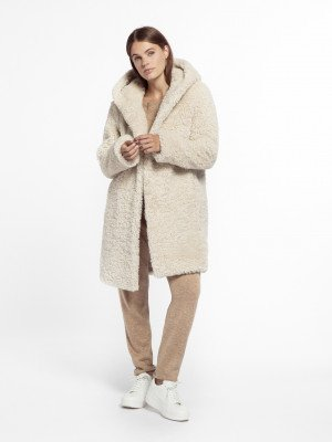 Beaumont Beaumont Hooded teddy - Off White