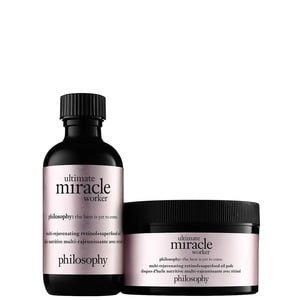 Philosophy Philosophy Ultimate Miracle Worker Philosophy - Ultimate Miracle Worker Multi-rejuvenating Pure-retinol + Superfood Oil Pads