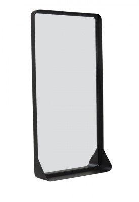 Light en Living Light & Living Spiegel 'Sipau' 80cm, kleur Mat Zwart