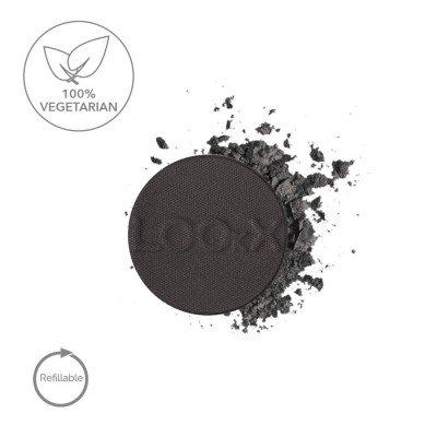 LOOkX LOOkX Eyeshadow No. 24 Smoke matt