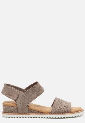 Skechers Skechers Desert Kiss sandalen taupe