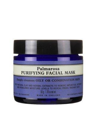 Neal's Yard Remedies Neal's Yard Remedies - Palmarosa Purifying Facial Mask - 50 gr