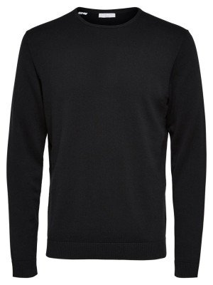SELECTED HOMME SELECTED HOMME SLHTOWER NEW MERINO CREW NECK B NOO