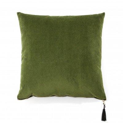 By-Boo By-Boo Kussen 'Stuart' 45 x 45cm, kleur Groen