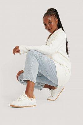 NA-KD Shoes Sneakers Met Na-Kd Logo - White