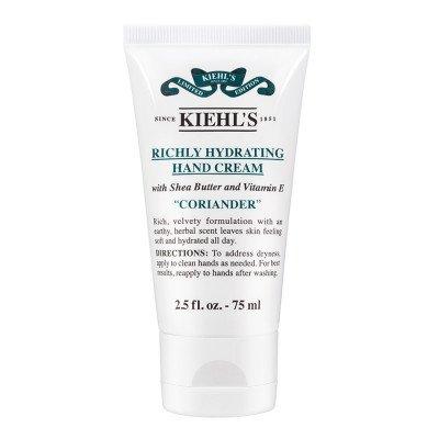 Kiehls Kiehl's Richly Hydrating Coriander Handcrème 75 ml