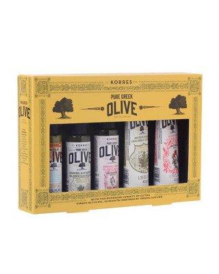 Korres Korres - Pure Greek Olive Collection - 5 x 40 ml