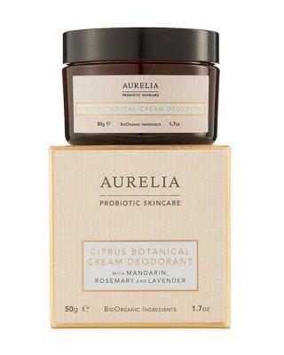 Aurelia London Aurelia - Citrus Botanical Cream Deodorant - 50 gr