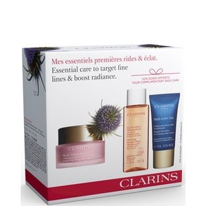Clarins Clarins Multi Active Clarins - Multi Active Essential Care To Target Fine Lines And Boost Radiance Set