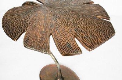 BePureHome BePureHome Bijzettafel 'Stylish' 42 x 35cm, kleur Goud