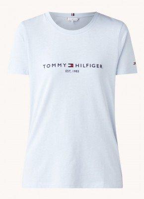 Tommy Hilfiger Tommy Hilfiger T-shirt met logoborduring