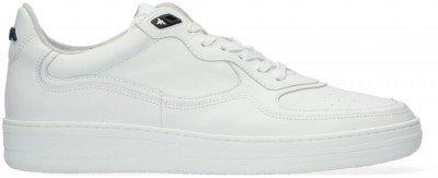 Floris van Bommel Witte Floris Van Bommel Lage Sneakers 16271