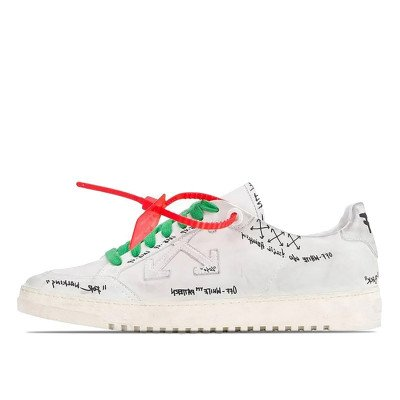 Off-White Off-White Off-Court 2.0 Low Sharpie Distressed (2019)