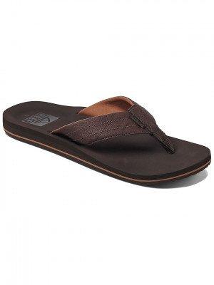 Reef Reef Twinpin Lux Sandals bruin
