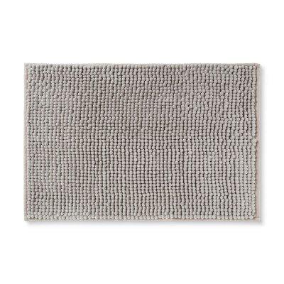Xenos Badmat chenille - beige - 40x60 cm