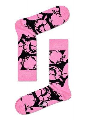 Happy Socks Happy Socks Pink Panther Pink-A-Boo PAN01-3200 Damessokken