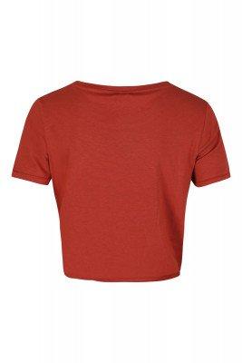 Object Object Shirt / Top Brique 23029400