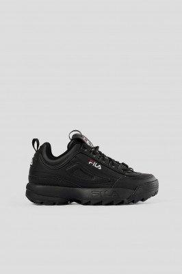 FILA Chunky Sneaker - Black