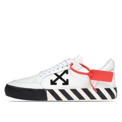 Off-White Off-White Vulc Low Top Sneaker White Black (2020)