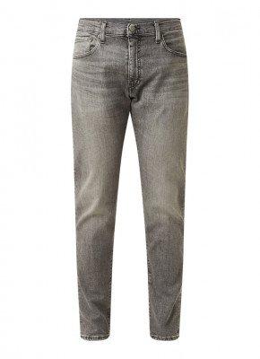 Levi's Levi's 512 slim fit jeans met stretch en gekleurde wassing
