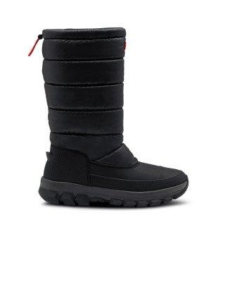 Hunter Boots Men's Original Insulated Tall Snow Boots