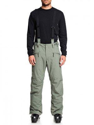 Quiksilver Quiksilver Boundry Plus Pants groen