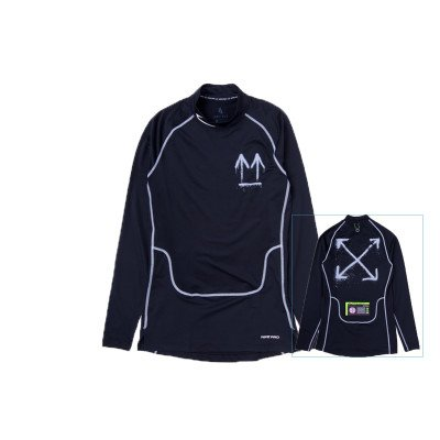 Off-White Off-White x Nike Longsleeve Black (SS20) (2020)