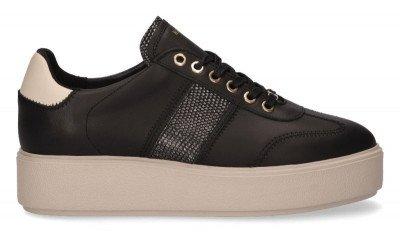Nubikk Nubikk Elise Ziya Zwart Damessneakers
