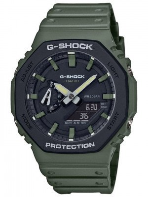 G-SHOCK G-SHOCK GA-2110SU-3AER Watch groen