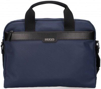 HUGO Blauwe Hugo Laptoptas Liuxown Rs Case