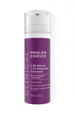 Paula's Choice Clinical 0,3% Retinol + 2% Bakuchiol Treatment