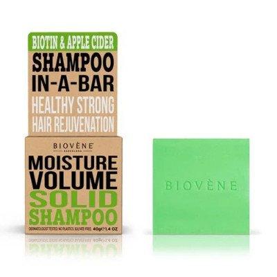 Biovène Biovène Shampoo Bar Moisture Volume