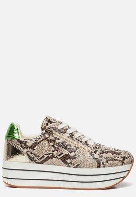 s.Oliver S.Oliver Sneakers slangenprint