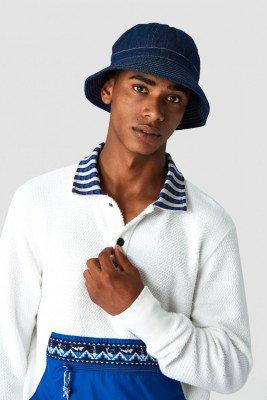Kings of indigo Kings of Indigo - YOUNG sweater Men - White